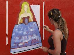 Las Meninas,barrio de Canido,Ferrol