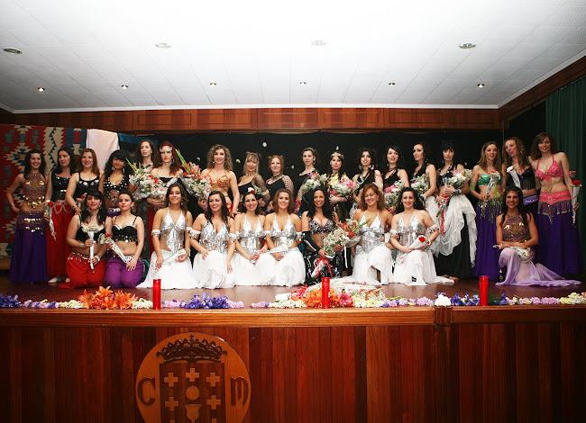 """I Festival de Danza Oriental de Ferrolterra """"Luces de Oriente""""-Mugardos ,A Coruña"""