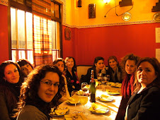 alumnas del grupo de Mugardos:Yessi,Sonia,Monica,Maria,Maria,Irene,Loli,Nidia y Mariola