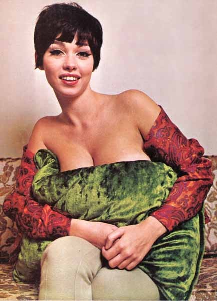 Cara Peters - Adam magazine 1968