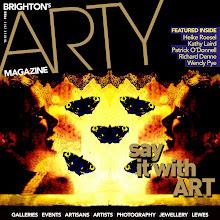 Brighton's Arty Magazine