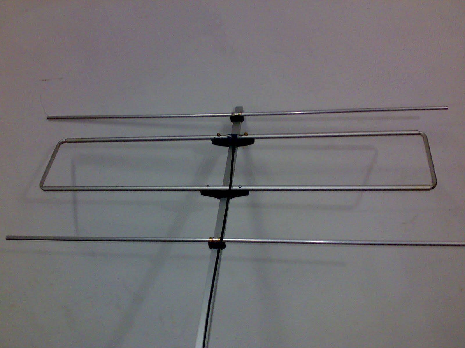 2 Meter Yagi Antenna