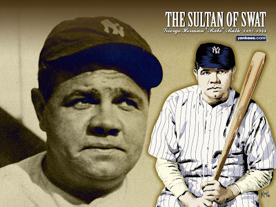 an analysis of the topic of the george herman ruth jr Thereafter, george herman ruth jr was known as the babe the babe performed well for dunn and the orioles, leading to the sale of babe to the boston red sox by dunn while babe is most known for his prodigious power as a slugger, he started his career as a pitcher, and a very good one at that.