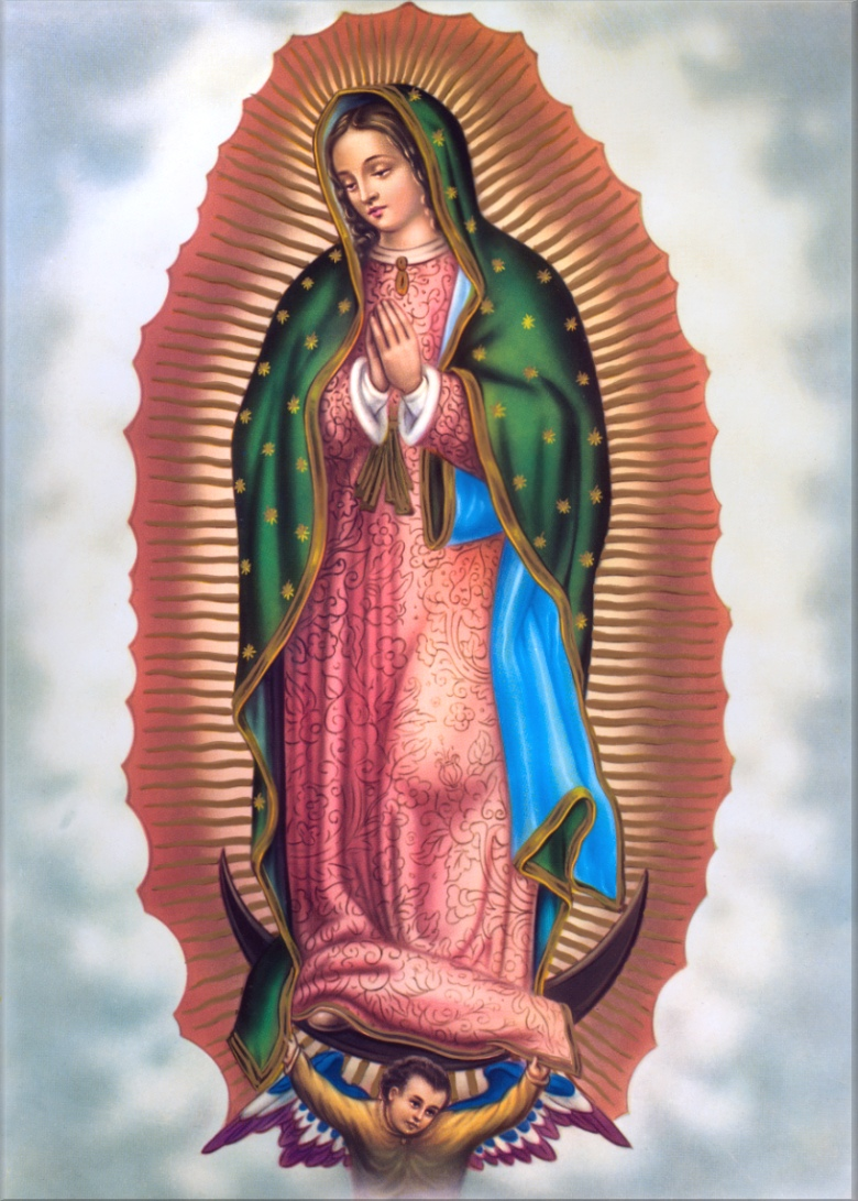 virgin of guadalupe images