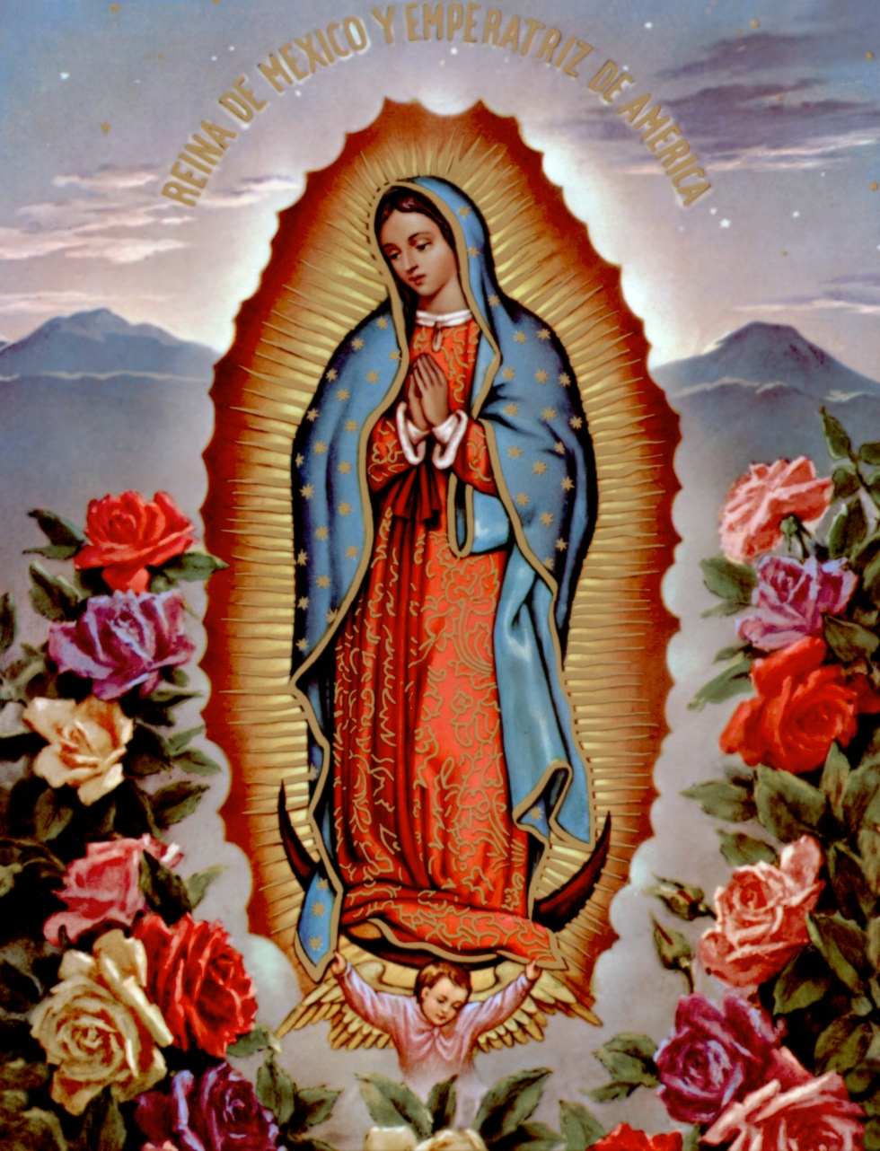 of guadalupe images virgin