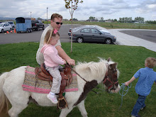 Ashlyn's Buckin' Bronco