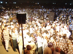 جماهير منبر السودان - في ميدان المولد