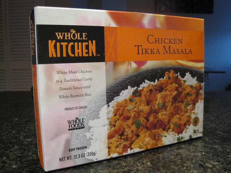 Growing Kooky Together Chicken Tikka In Your Grocers Freezer