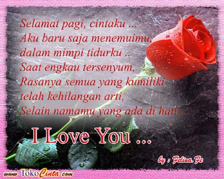 Puisi Cinta on Felina Puisi Cinta Jpg