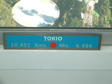 Tokio, cerca de aqui