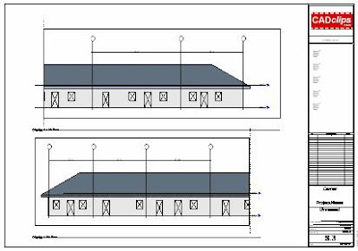 how to add elevation view in revit