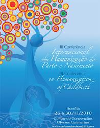 III Conferência Internacional sobre Humanização do Parto e Nascimento