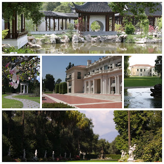The Fresh Scoop The Huntington Library Opens Grounds For