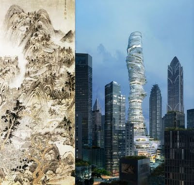 2 - Awesome Skyscraper Urban Forest In Chongqing China