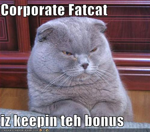 hilarious fat people pictures. corporate fat cats.