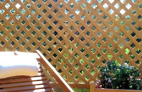 Accesorios para tu jard n celosias for Celosias para jardin