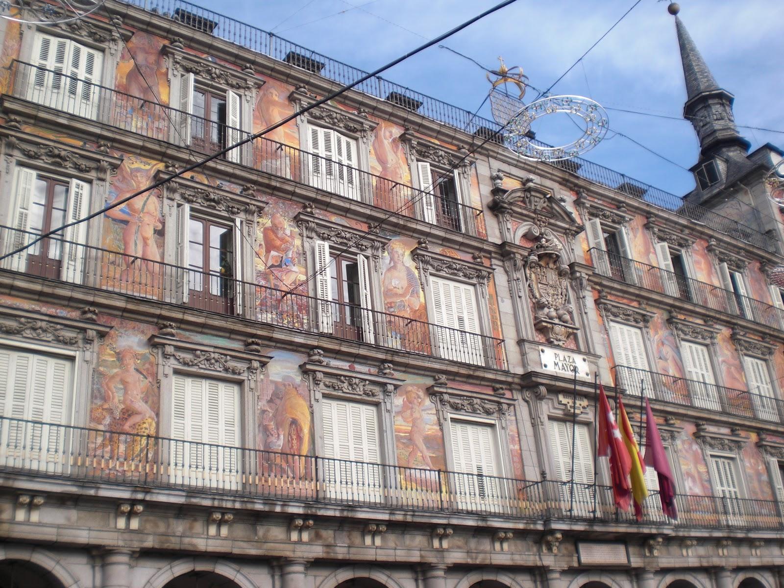 Madrid un puzzle por analizar i plaza mayor y arco de cuchilleros - La casa del puzzle madrid ...