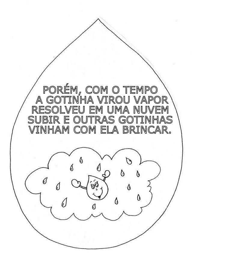 Preferência ♥ ♥ ♥ Cantinho da Profe Adri ♥ ♥ ♥: ♥ História da Água  IL25