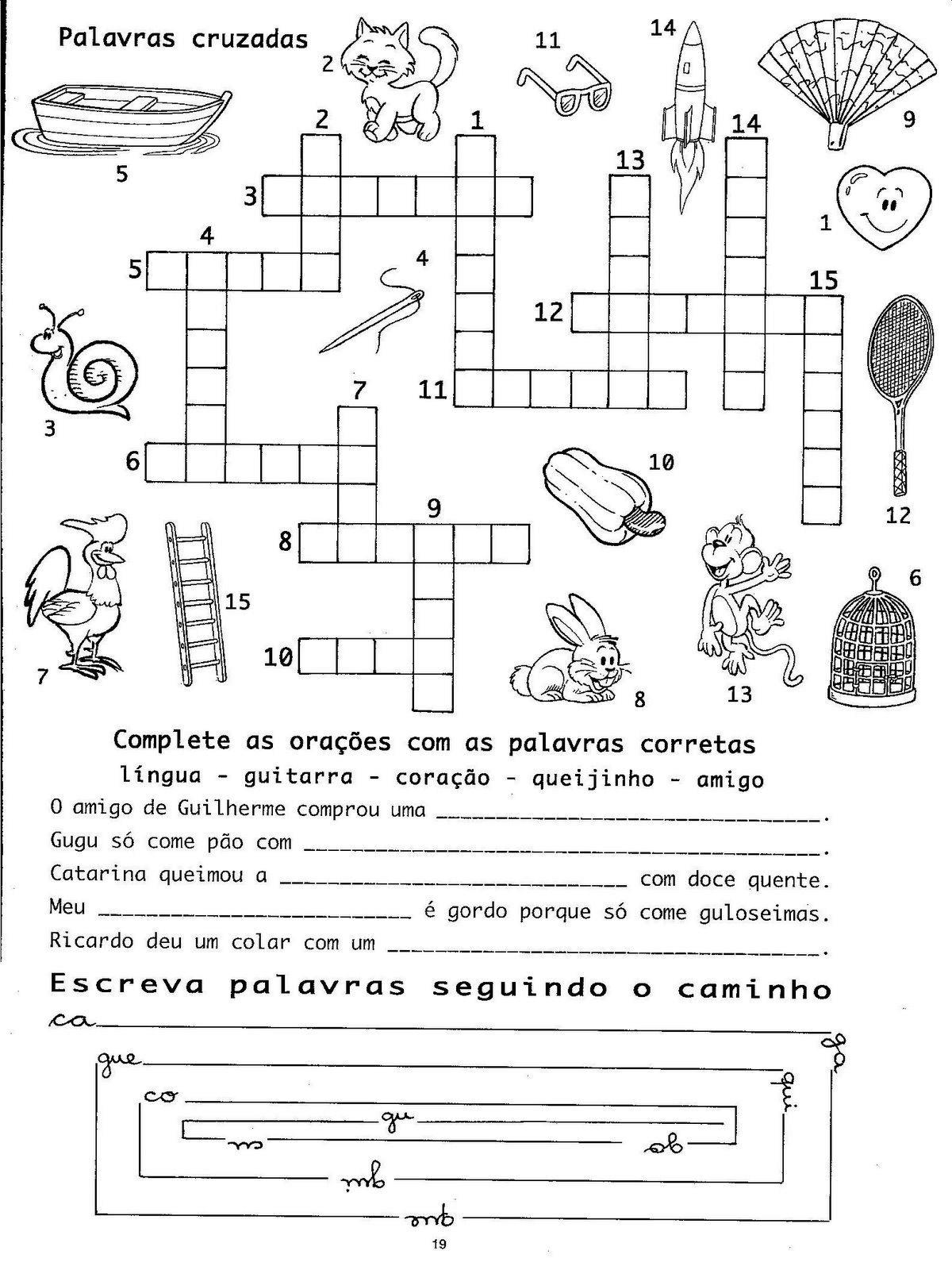 L  Ngua Portuguesa   Atividades 2   Ano   2   Parte