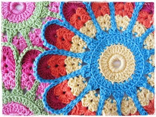 3 DIY Tutorial Colorful Crochet 3 tutoriel patrons de créations colorées au crochet