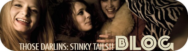 Those Darlins: Stinky Tails!