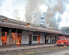 Incendio de Archivo