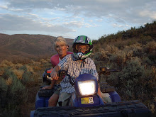 One of my FAVORITE things -  4wheeling!