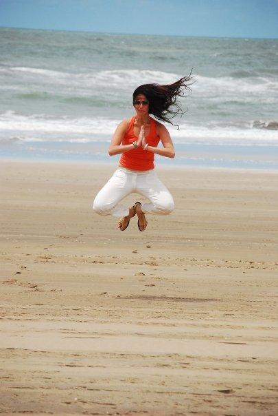 budista voladora