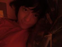Me in dark