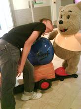kiss bear bear