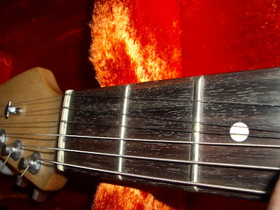how to fix worn frets
