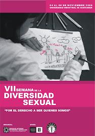 VII SEMANA DE LA DIVERSIDAD SEXUAL
