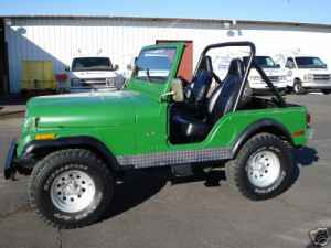 the jeep thing 1980 jeep cj5 for sale in az. Black Bedroom Furniture Sets. Home Design Ideas