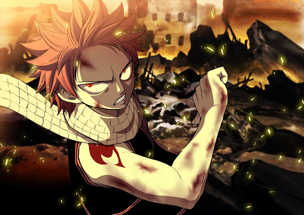 Wallpapers HD Fairy Tail!