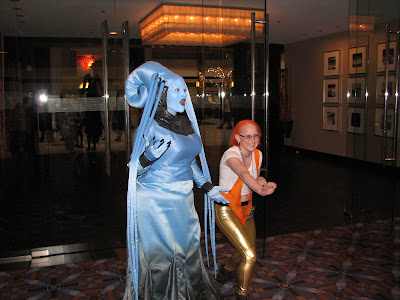 5th ELement Diva Plavalaguna Halloween Costume