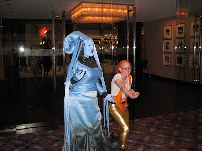 5th ELement Diva Plavalaguna Halloween Costume
