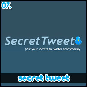 Secret Tweet on Twitter
