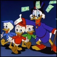 The Disney Afternoon Duck Tails