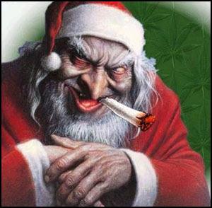 Sometimes Santa is Evil
