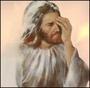 Jesus is Bummed