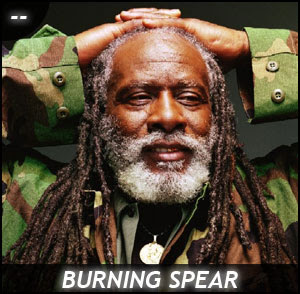 Burning Spear and his Beard