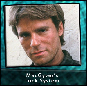 MacGyver Would Murder Chuck Norris