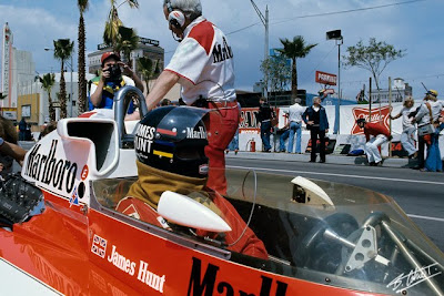 La vida loca de James Hunt Long+Beach+77