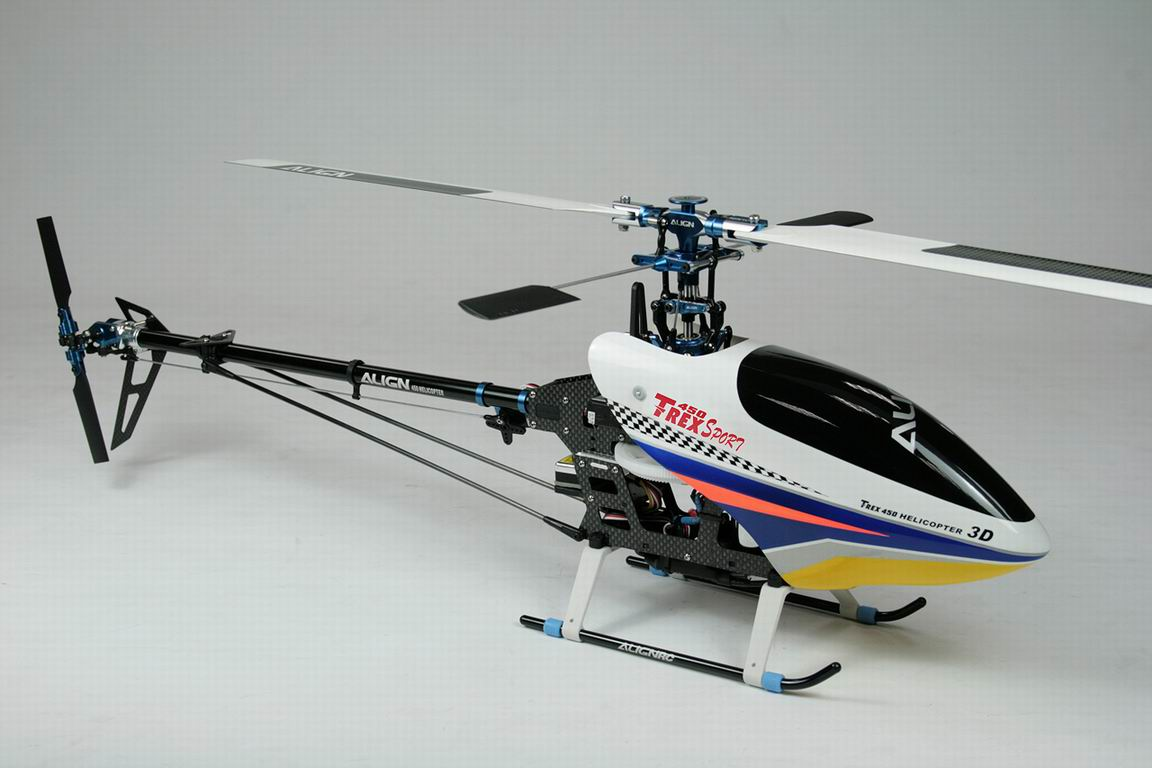 Align Trex 450 Helicopter on 450 html