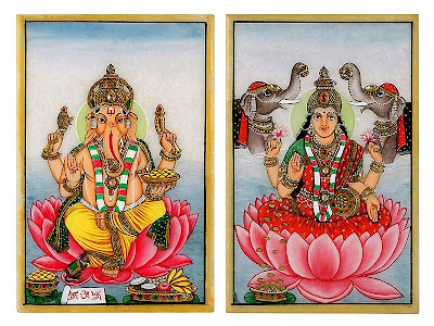 Laxmi Ganesh Wallpapers. Labels: :: Laxmi Ganesh