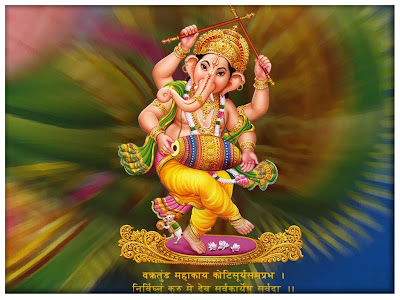 lord ganesha wallpapers in 3d