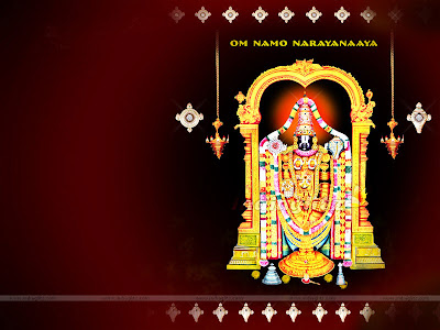 free god wallpaper. FREE God Wallpaper: Tirupati Balaji Wallpaper