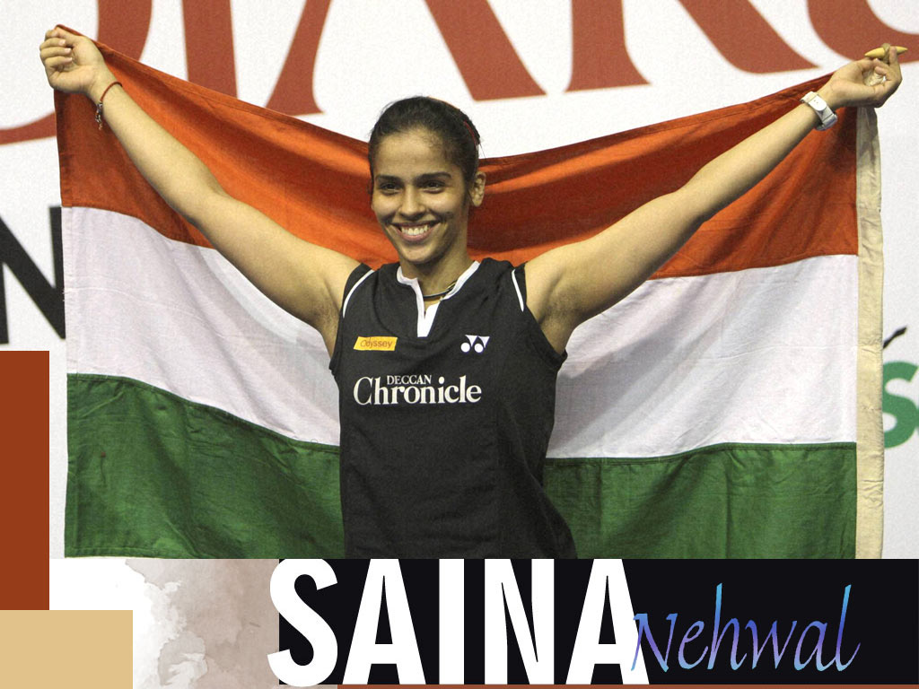 Saina+Nehwal+Wallpapers 1 saina nehwal bollywood gallery