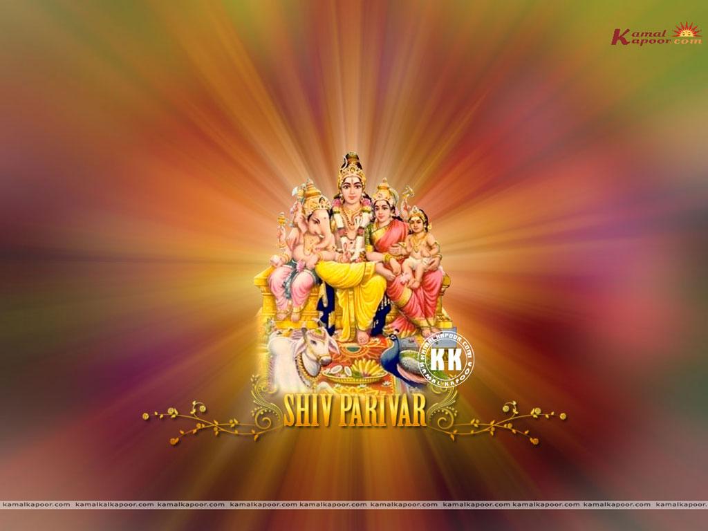 Shiv Parivar Wallpapers