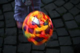 April's lantern